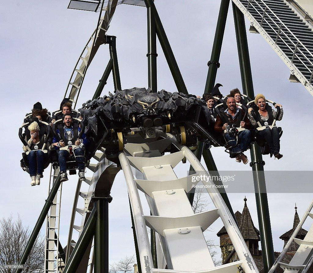 Heide Park Soltau Opens New Wing Coaster