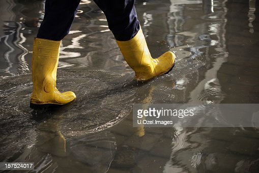 In The Flood Water