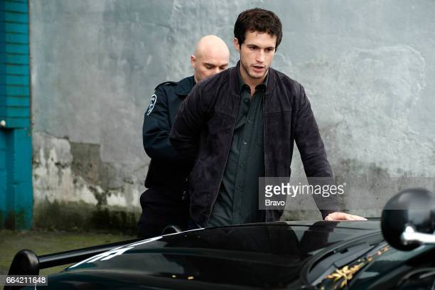 IMPOSTERS 'In the Game' Episode 108 Pictured Rob Heaps as Ezra