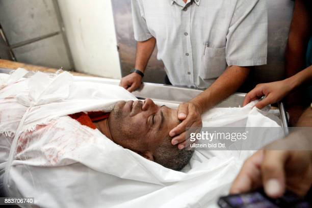 In the Gaza war many civilians get killed During an Israeli bombing tens of people get killed Two nephews Abu Shufka and Abdel Jalil are killed in...