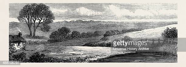Near Ashbourne Where The Ward Union Hounds Are Kept Ireland 1879