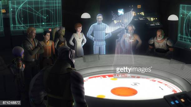 REBELS In the Name of the Rebellion As members of the Rebel Alliance Ezra and the Ghost crew must accept a mission to spy on an Imperial outpost...