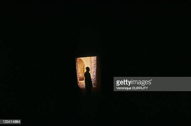 In the old medina of Ghadames Libya Ghadames is an oasis town in the west of Libya It is located approximately 340 miles in the south west of Tripoli...