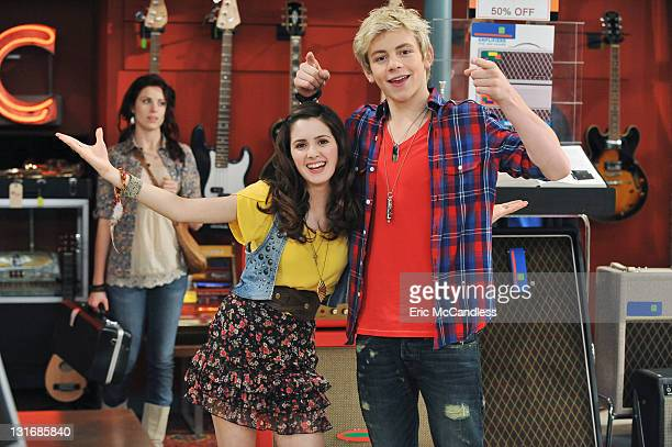 AUSTIN ALLY In the premiere episode Austin is eager to release another music video so he puts the pressure on Ally to quickly finish the lyrics...