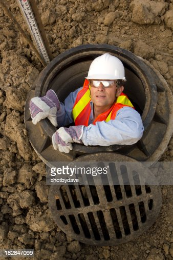 In the Sewer