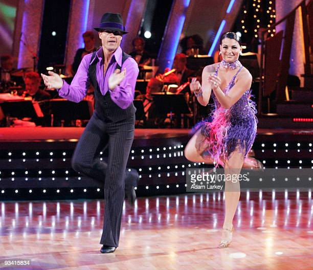 OFF In the spirit of goodnatured competition champion Kelly Monaco and her professional dance partner Alec Mazo will meet runnerup John O'Hurley and...