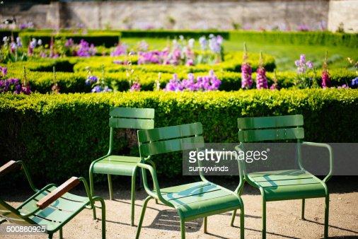 In the Tuileries Garden