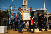 Alberto Angela Receives Honorary Citizenship In Pompei