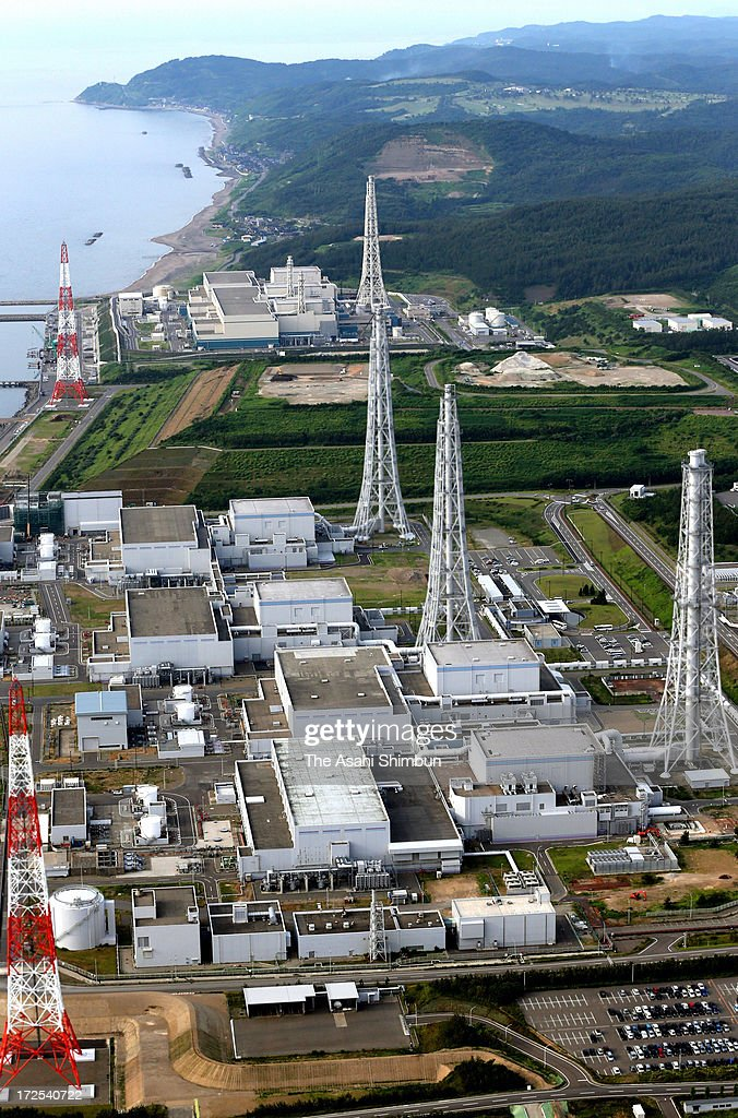 In this aerial image, Tokyo Electric Power Co's Kashiwazaki Kariwa Nuclear Power Plant is seen on July 2, 2013 in Kashiwazaki, Niigata, Japan. TEPCO, operator of the crippled Fukushima Daiichi Power Plant, decided to apply for permission to restart two reactors of Kashiwazaki Kariwa as soon as possible after new safety requirements, approved by the Nuclear Regulation Authority (NRA), take effect on July 8, to improve their financial situation.