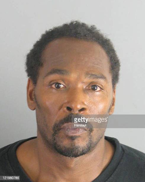 In this booking photo provided by the Riverside County Sheriff's Department Rodney King is seen in a mug shot July 12 2011 in Riverside California...