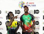 JAM: Jamaica Tallwahs v St Kitts Nevis Patriots - 2019 Hero Caribbean Premier League (CPL)