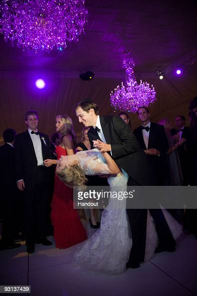 handout image provided by Ivanka Trump and Jared Kushner Ivanka Trump ...