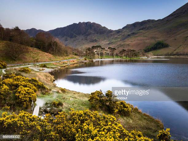 In this handout image provided by Samsung Galaxy S8 Landscape Photographer of the Year Matthew Cattell has captured some of the greatest British...