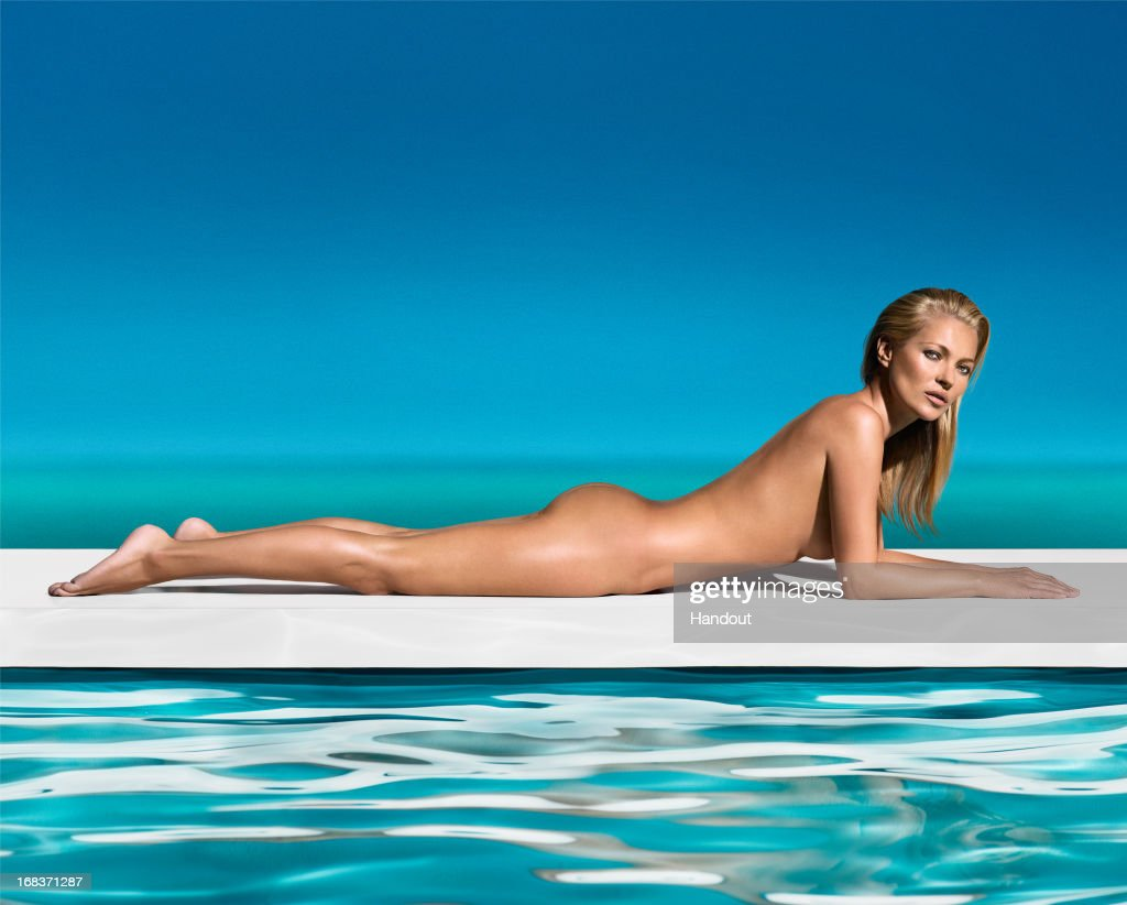 In this handout image provided by St. Tropez, St. Tropez, the iconic global self-tan brand today announces the appointment of <a gi-track='captionPersonalityLinkClicked' href=/galleries/search?phrase=Kate+Moss&family=editorial&specificpeople=201830 ng-click='$event.stopPropagation()'>Kate Moss</a> as the new face and body of the brand.