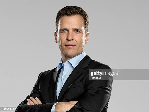 In this handout image provided by the DFB team manager Oliver Bierhoff poses during the German National Team presentation on November 15 2013 in...