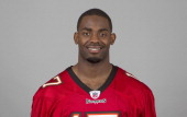 In this handout image provided by the NFL Arrelious Benn of the Tampa Bay Buccaneers poses for his NFL headshot circa 2011 in Tampa Florida