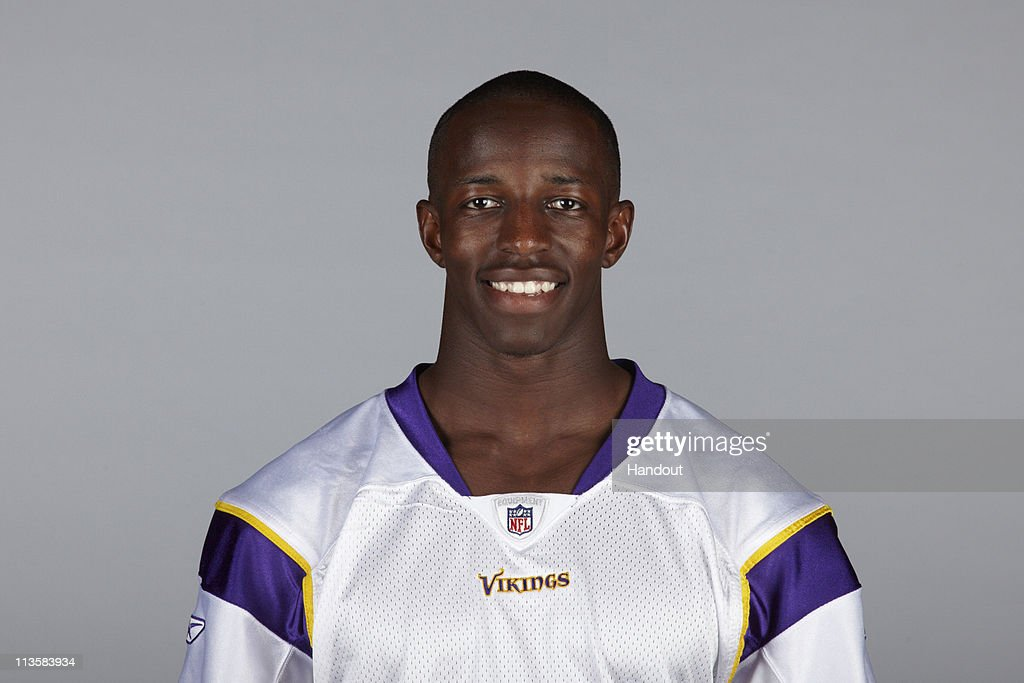 In this handout image provided by the NFL, <a gi-track='captionPersonalityLinkClicked' href=/galleries/search?phrase=Husain+Abdullah&family=editorial&specificpeople=2190074 ng-click='$event.stopPropagation()'>Husain Abdullah</a> poses for his 2010 NFL headshot circa 2010 in Eden Prairie, Minnesota.