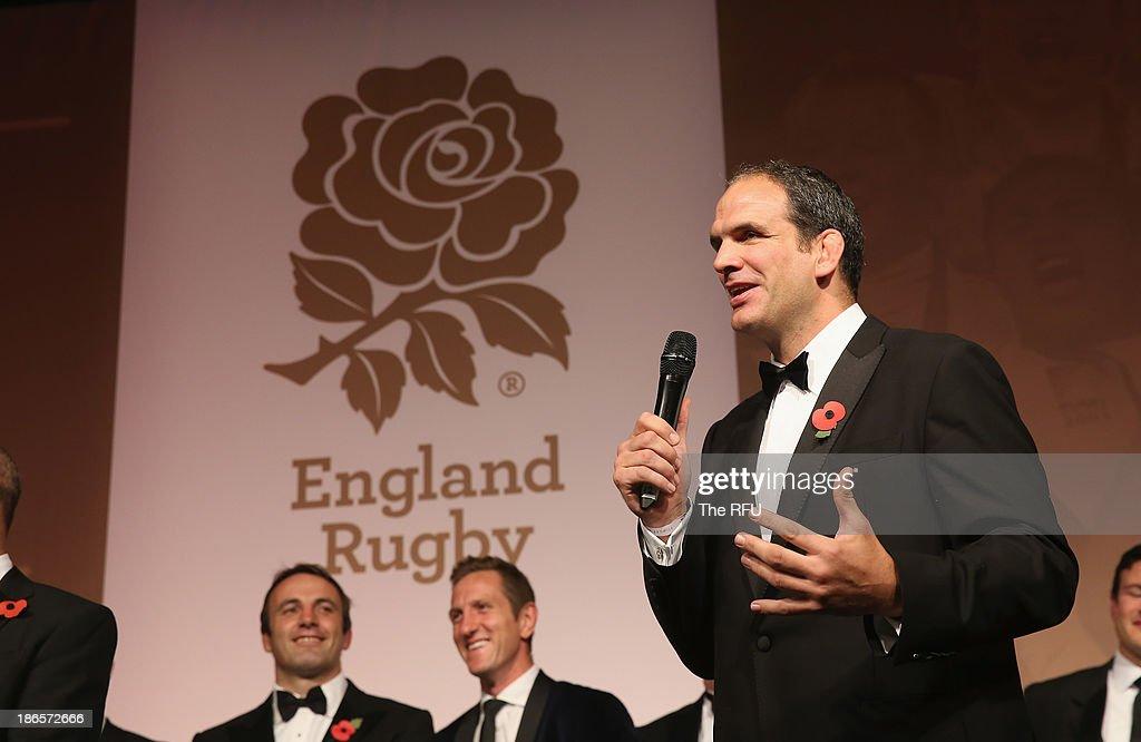 England RWC 2003 Ten Year Celebration Dinner