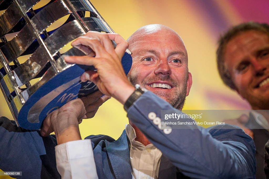 Final Awards Ceremony - Volvo Ocean Race 2014-2015
