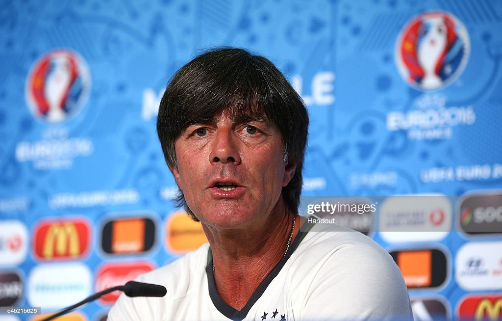 Euro 2016 - Germany Press Conference