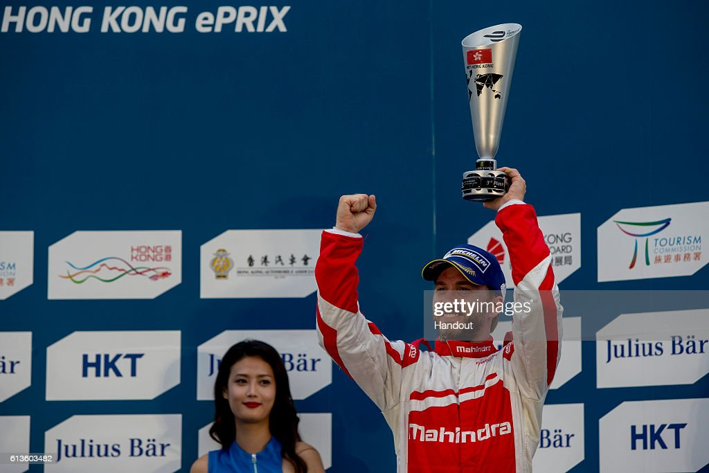 Formula e Grand Prix of Hong Kong