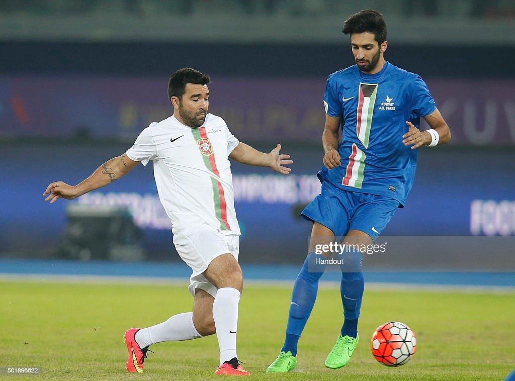 Kuwait Champions Challenge - Champions Tour Team v Kuwaiti All-Stars