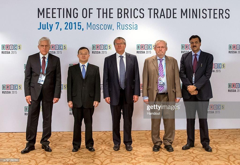 BRICS/SCO Summits Russia 2015
