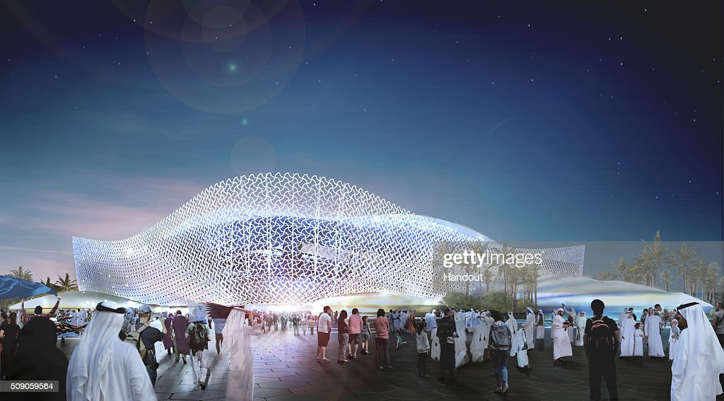 In this handout image supplied by Qatar 2022, this artists impression represents Al Rayyan Stadium. Qatar will host the FIFA World Cup in 2022.