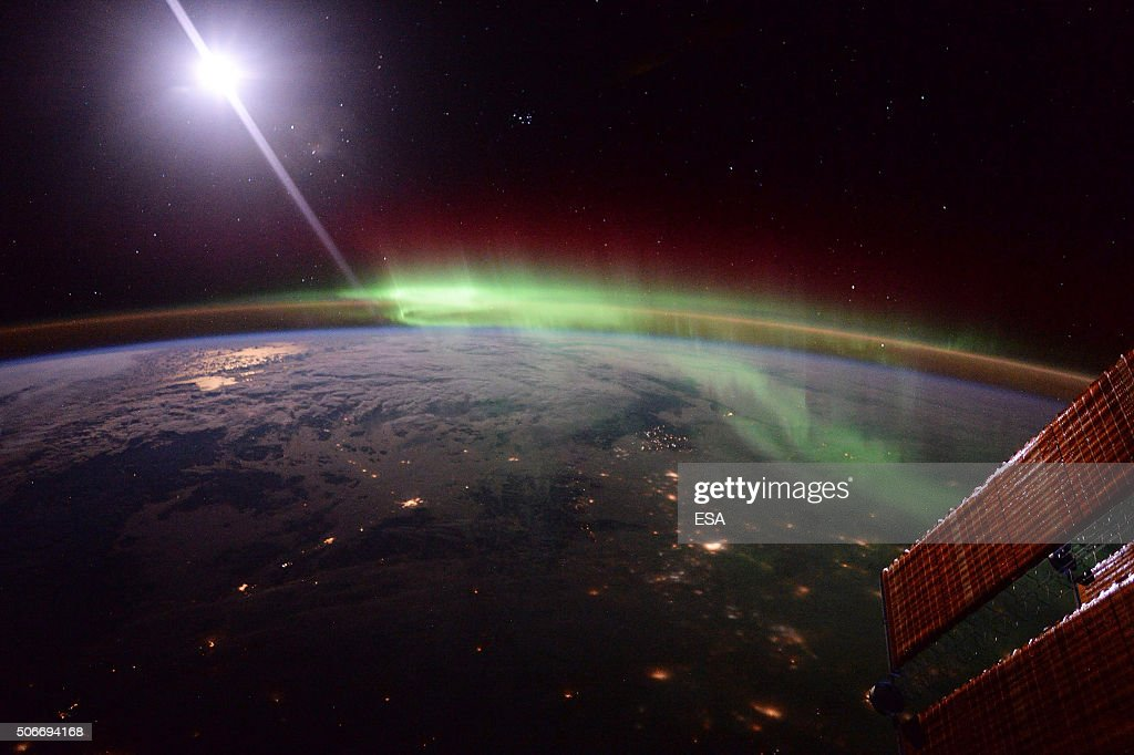 ESA Astronaut Tim Peake Carries Out Principia Mission On ...