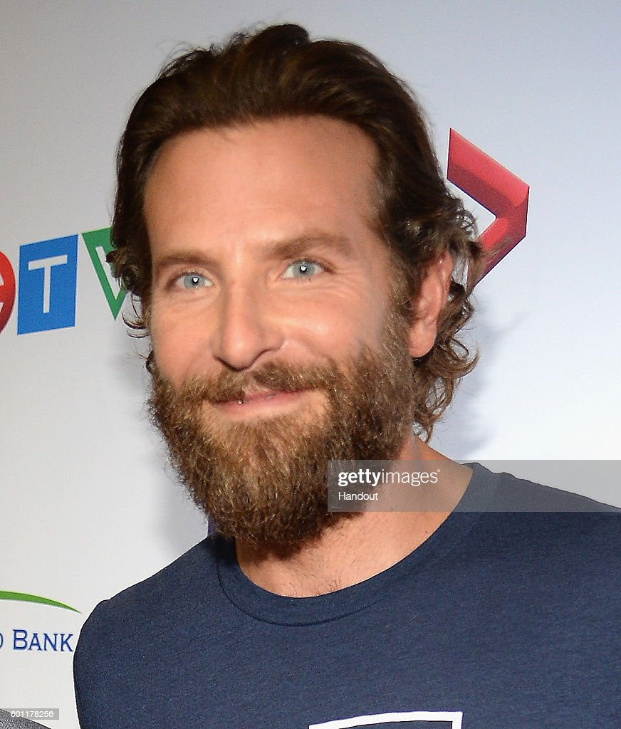 In this handout photo provided by American Broadcasting Companies Inc, actor Bradley Cooper attends Stand Up To Cancer (SU2C), a program of the Entertainment Industry Foundation (EIF), staging its fifth biennial fundraising telecast at the Walt Disney Concert Hall on Friday September 8, 2016 (8:00-9:00 p.m., ET/PT) in Hollywood California.