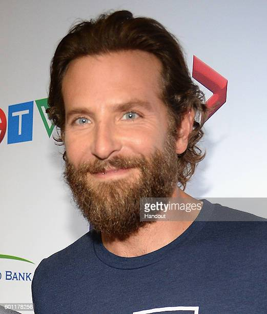 In this handout photo provided by American Broadcasting Companies Inc actor Bradley Cooper attends Stand Up To Cancer a program of the Entertainment...