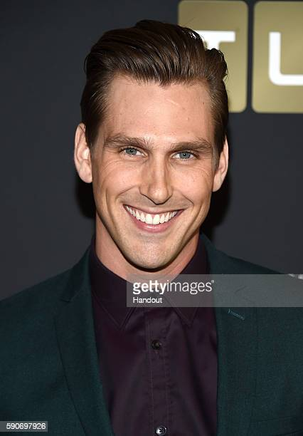 In this handout photo provided by Discovery Actor Brad Benedict attends TLC 'Too Close To Home' Screening at The Paley Center for Media on August 16...