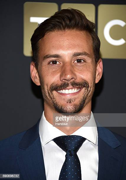 In this handout photo provided by Discovery Actor Justin Gabriel attends TLC 'Too Close To Home' Screening at The Paley Center for Media on August 16...