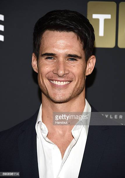 In this handout photo provided by Discovery Actor Nick Ballard attends TLC 'Too Close To Home' Screening at The Paley Center for Media on August 16...