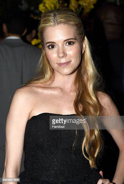 In this handout photo provided by Discovery Actress Brooke Anne Smith attends TLC 'Too Close To Home' Screening at The Paley Center for Media on...