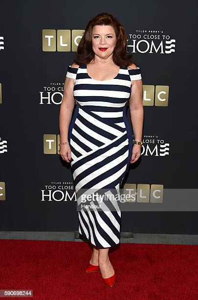 In this handout photo provided by Discovery Actress Renee Lawless attends TLC 'Too Close To Home' Screening at The Paley Center for Media on August...