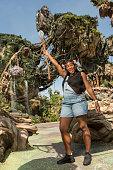 Tennis Superstar Serena Williams Explores Pandora - The World Of Avatar At Walt Disney World Resort