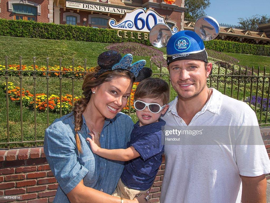 The Gosselaars and Lacheys Visit Disneyland