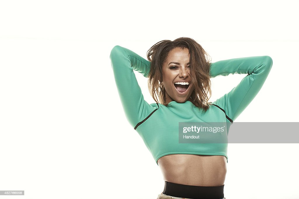 In this handout photo provided by Warner Bros Kat Graham of 'The Vampire Diaries' attends ComicCon International 2014 on July 26 2014 in San Diego...