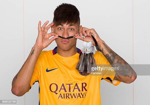 In this handout photos provided by Madame Tussauds Orlando in celebration of Neymarâs upcoming 24 birthday Madame Tussauds Orlando has announced the...