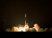 In this handout provided by National Aeronautics and Space Administration A United Launch Alliance Delta II rocket with the Soil Moisture Active...