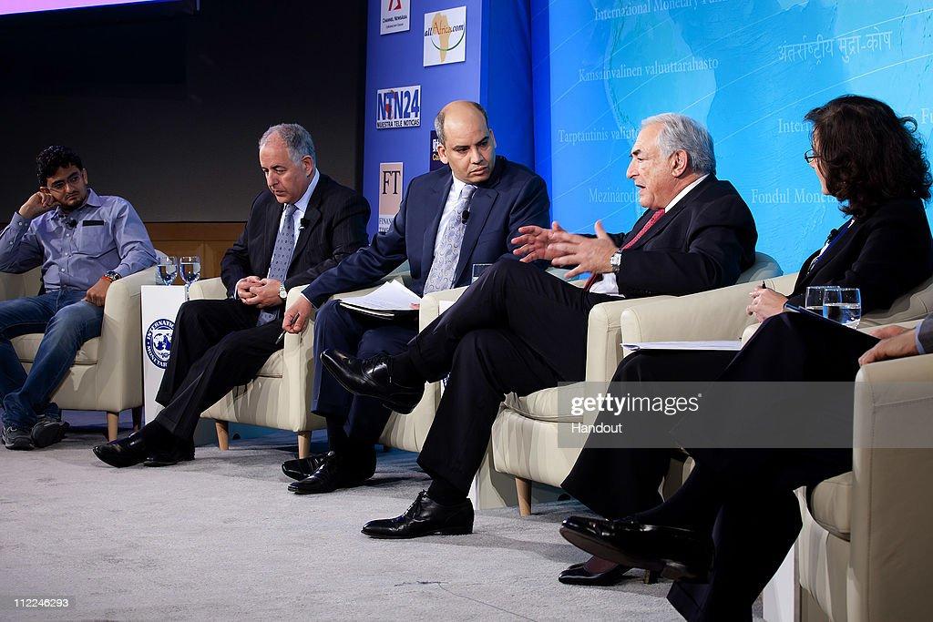 IMF/World Bank Spring Meeting Press Briefings