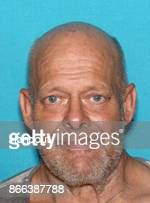 In this handout provided by the Los Angeles Police Departement Bruce Douglas Paddock is seen in a booking photo October 25 2017 Psddock brother of...