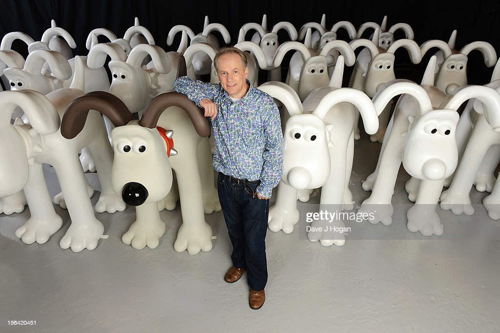 In this image released by Aardman Animations on November 15, 60 giant sculptures of the much-loved, triple-Oscar winner and animated character Gromit are being unleashed into the international art world. World class artists and designers are invited to customise <a gi-track='captionPersonalityLinkClicked' href=/galleries/search?phrase=Nick+Park&family=editorial&specificpeople=228847 ng-click='$event.stopPropagation()'>Nick Park</a>'s creation before returning him to his home city of Bristol for a public art trail in Summer 2013 called Gromit Unleashed. The 'Gromits' will later be auctioned by Wallace & Gromit's Grand Appeal in aid of the Bristol Children's Hospital.