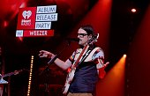iHeartRadio Album Release Party With Weezer At The...