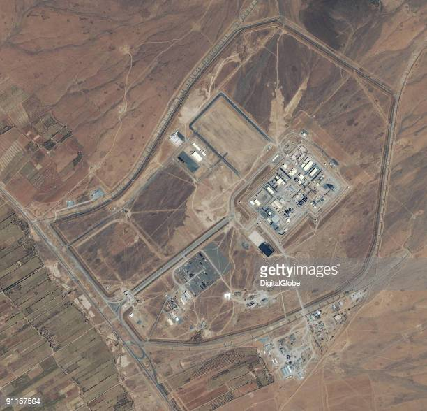 In this is satellite image the Heavy water plant of Arak Iran is displayed According to reports the existance of this plant came to light in December...