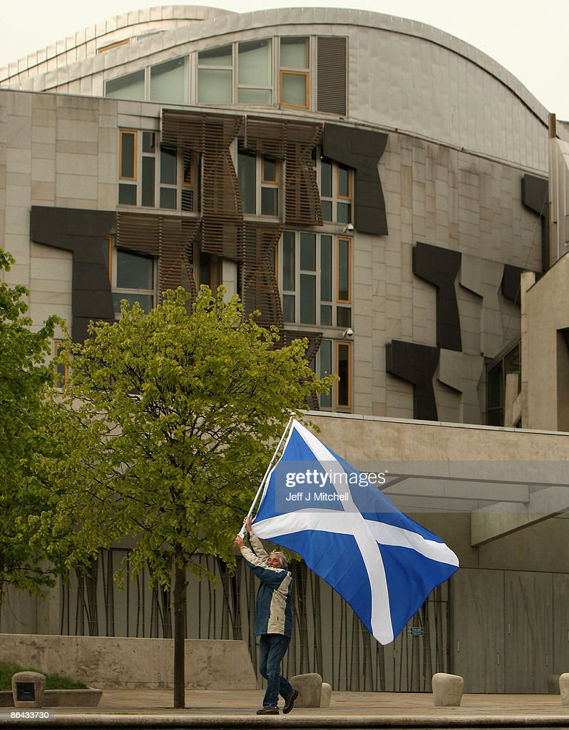 scotland marks 10 years of scottish parliament photos and images