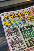 Swedish Newspapers The Day After Duke of Edinburgh Died