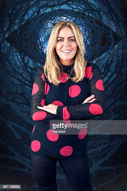 In this photo provided by Channel 5 Celebrity Big Brother 2015 housemate Patsy Kensit poses for a photo ahead of the launch of the Channel 5 reality...