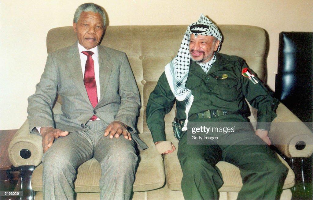 Palestinian Leader Yasser Arafat Dies In Paris